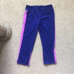 C9 purple champion leggings